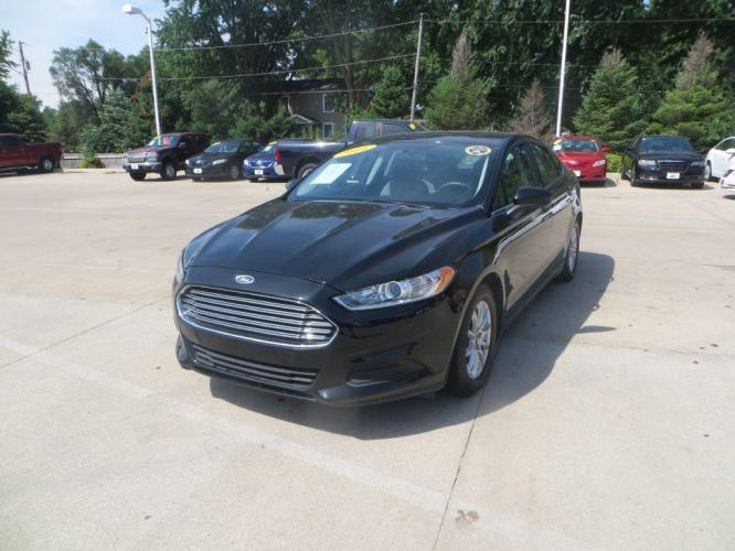 2016 FORD FUSION 4DR