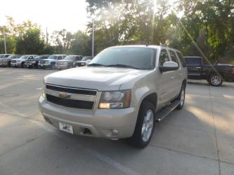 2007 CHEVROLET TAHOE 4DR