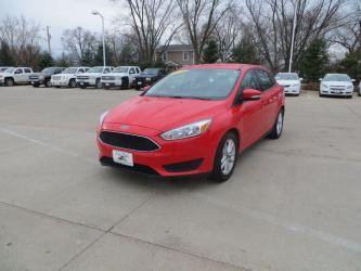 2015 FORD FOCUS 4DR