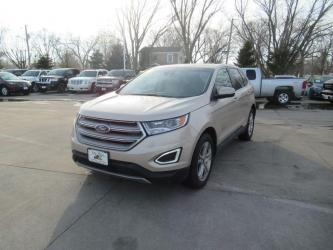2018 FORD EDGE 4DR