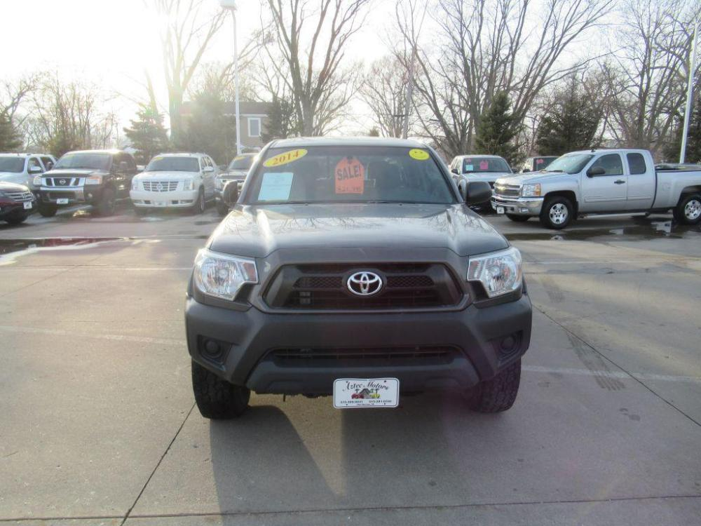2014 GREY TOYOTA TACOMA DOUBLE CAB PRERUNNER (3TMJU4GN2EM) with an 4.0L engine, Automatic transmission, located at 908 SE 14th Street, Des Moines, IA, 50317, (515) 281-0330, 41.580303, -93.597046 - Photo #21