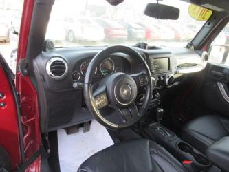 2013 JEEP WRANGLER UNLIMI 4DR