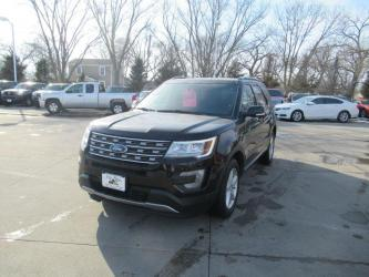 2017 FORD EXPLORER 4DR