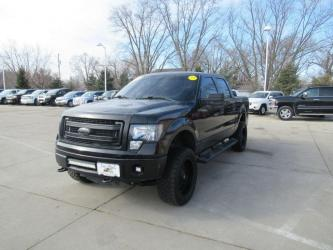 2014 FORD F150 4DR