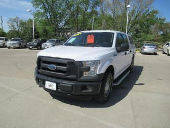 2015 FORD F150 4DR