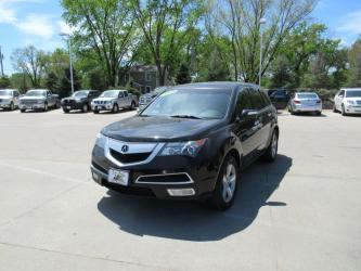 2010 ACURA MDX 4DR